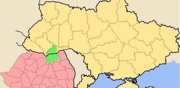 """El año 2013 está a la vuelta de la esquina. ¿Podrá Rumania """"morder"""" una parte del territorio de Ucrania?"""
