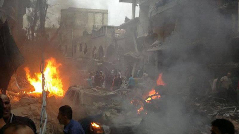 Mosaico geopolítico: Hamas atacó el reactor nuclear de Israel, y la Casa Blanca conoce solo dos formas de democratización: efectivo o bombas