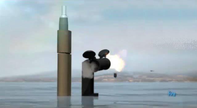 DCNS Oferta ZRK para submarinos.