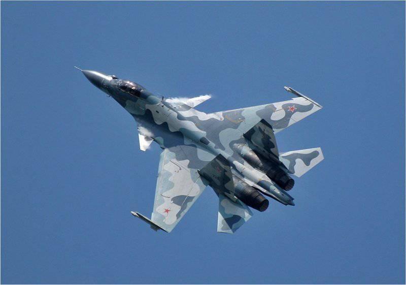 Su-30MKI - um dos melhores da sua classe