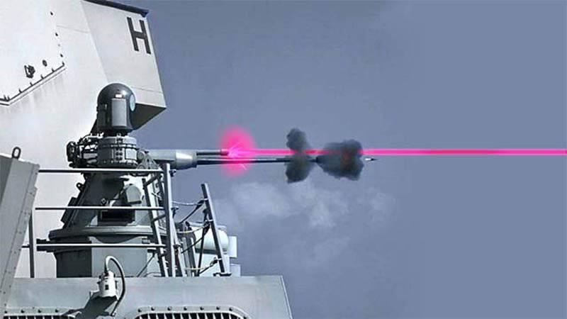 Poisson robotisé, pistolets laser et sous-marins sans équipage - la nouvelle idée de la US Navy