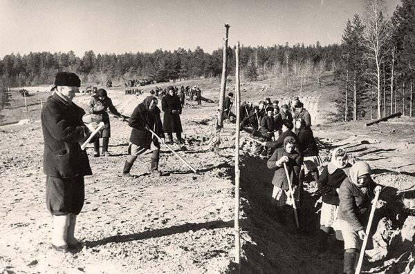 Volzhskaya rokada - a estrada da vitória de Stalingrado