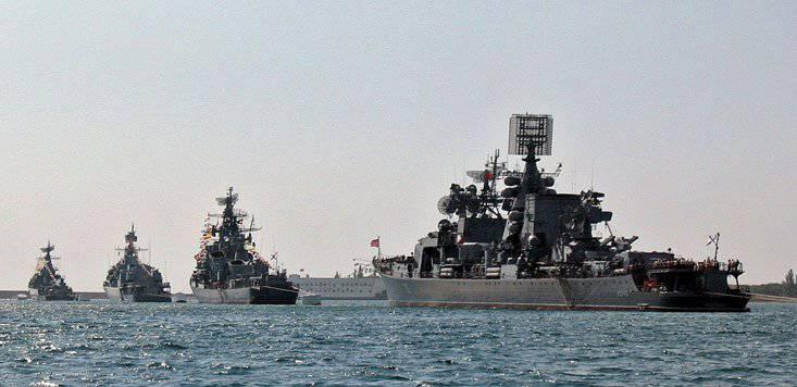 Las direcciones principales de la construcción naval doméstica.
