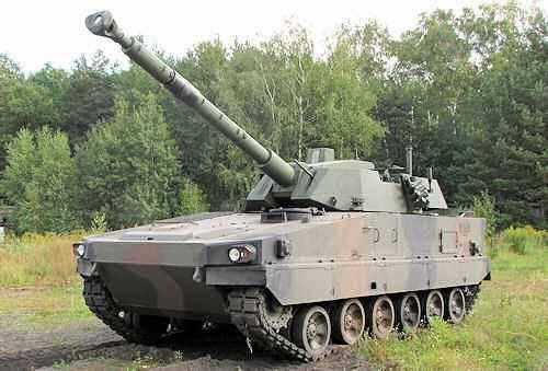 Polônia pode começar a desenvolver o tanque principal de batalha 50-ton