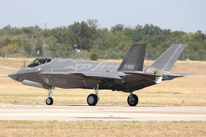 Le nouveau gouvernement des Pays-Bas a différé la décision d'acheter des chasseurs F-35A Lightning-2