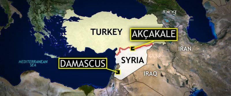 Геополитическая мозаика: турецкие танки п <!--