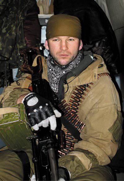 Андрей Ленев. История одного солдата