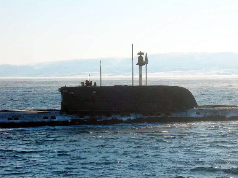 сколько у нас лодок проекта 949а антей