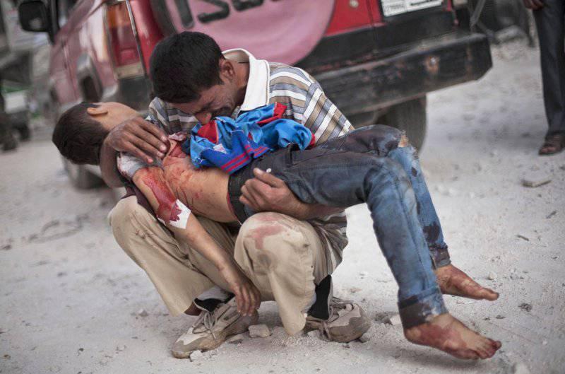 В алеппо гражданская война в сирии