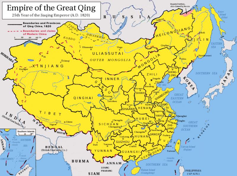 Ляо Иу: Китай должен развалиться!