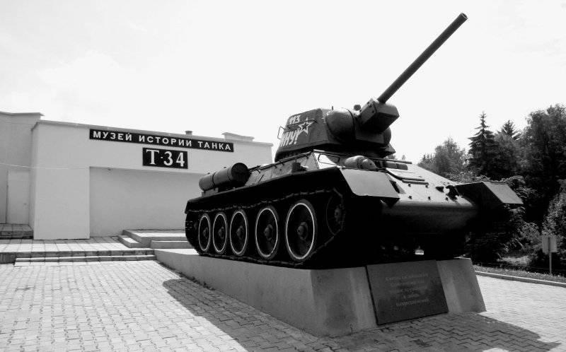 Был ли Т-34 лучшим танком?