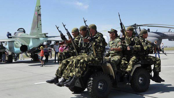 Gagner une bataille pour l'OTAN depuis l'Asie centrale aidera la base militaire d'Osh