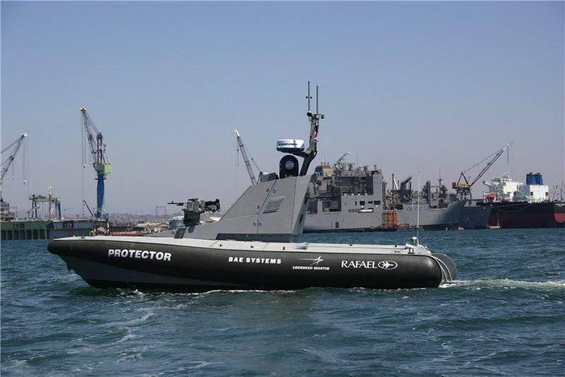 Bateaux sans équipage capables de travailler de manière autonome