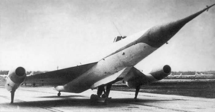 Aeronave experimental NM-1 (PCP)