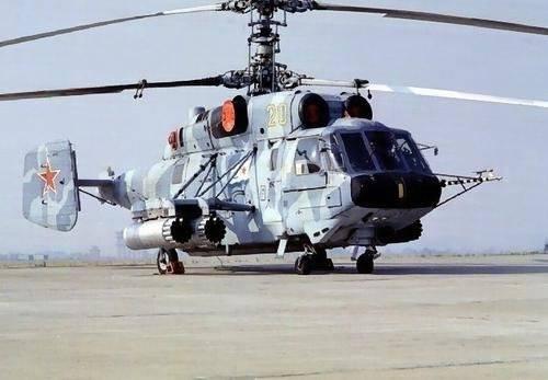 вертолётов соосной схемы