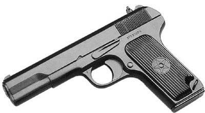 Пистолеты Китая (Статья I)