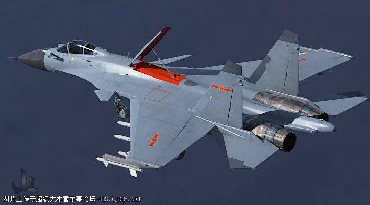 Le chasseur J-15 basé sur le transporteur chinois est prêt pour la production en série
