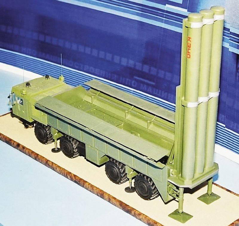 Береговой ПКРК Бастион К-300/П/С (SSC-5 STOOGE)