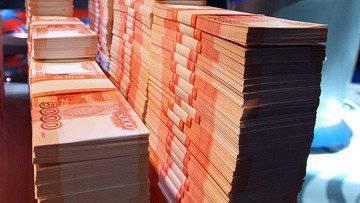 En el desarrollo de armas especiales para el Ministerio del Interior robó seis millones de rublos