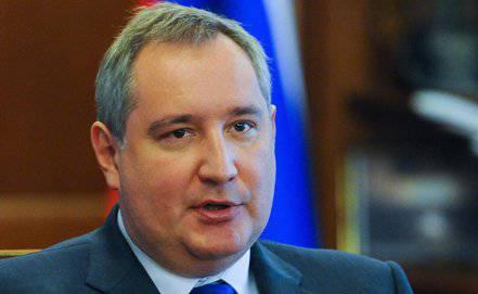El volumen de órdenes de defensa del estado para 2013 año será más de 2 billones de rublos - Rogozin