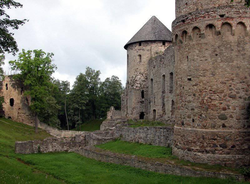 Victoria y derrota de la guerra de Livonia. Parte de 4