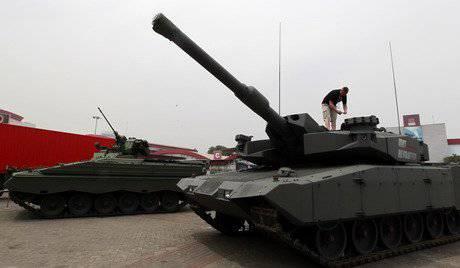 インドネシア - ロシアの防衛産業のアジア市場への入り口