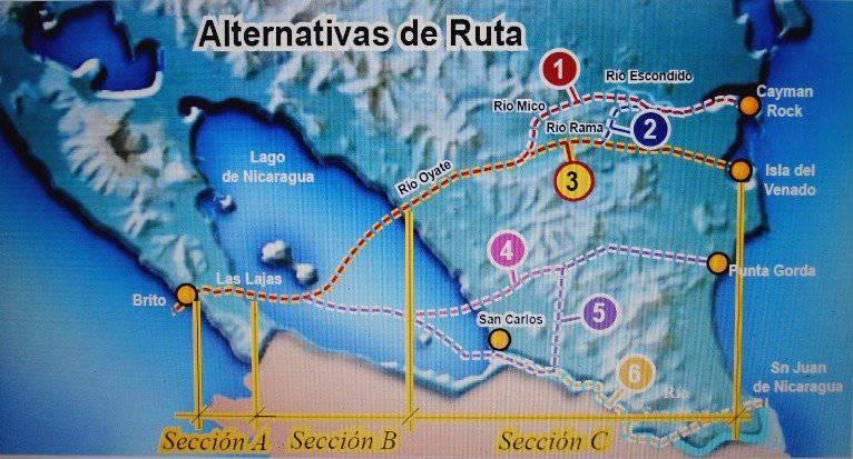 Canal nicaragüense: ¿El proyecto tiene futuro?