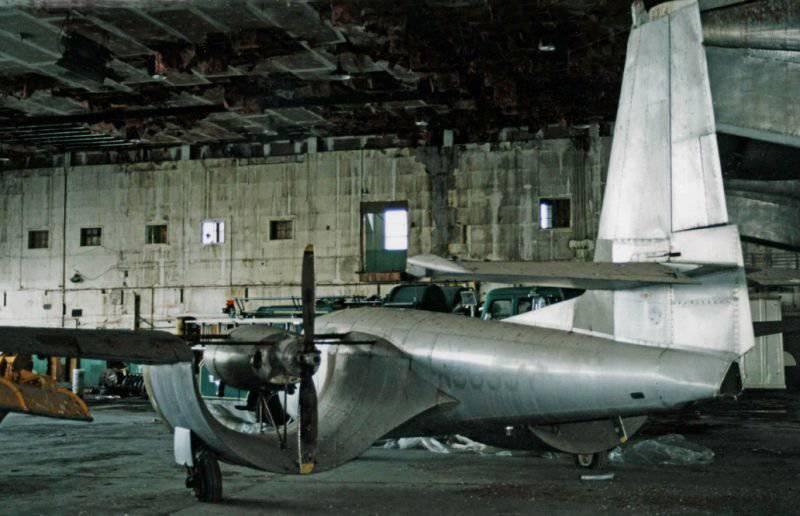 Фото легендарного CCW-5 сохранился и экспонируется в Mid-Atlantic Air Museum (Рединг, Пенсильвания). экспериментальный самолет с арочной конструкцией крыла