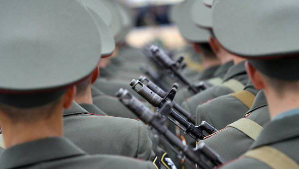 Военнослужащих в России смогут увольнять в связи с утратой доверия