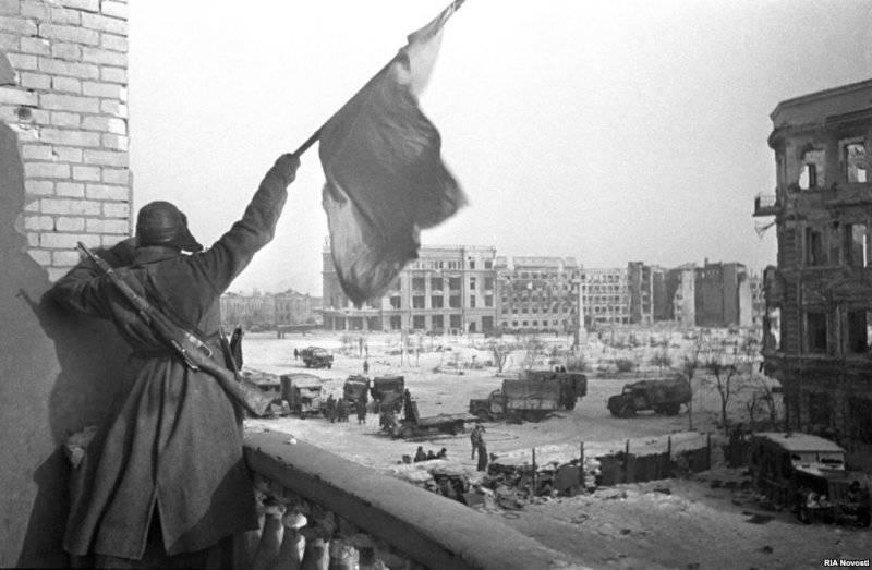 """Британские """"секреты"""" о Сталинграде"""