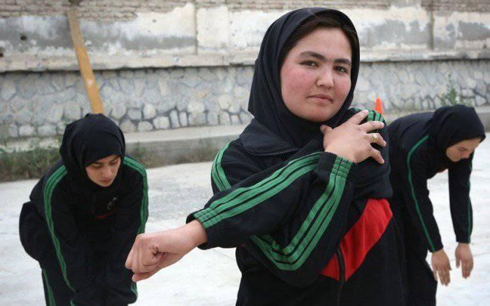 девушки афганистан знакомства