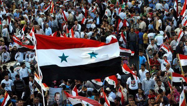 Сирийский эндшпиль