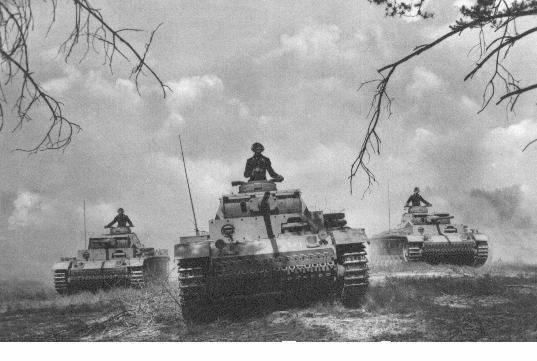 1941 год. 1-я Московская мотострелковая дивизия в боях между Борисовом и Оршей