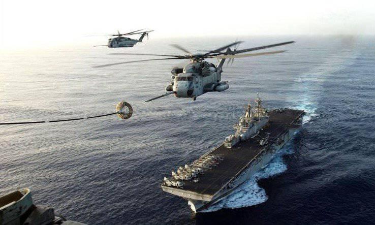 Экраноплан - морское оружие XXI века?