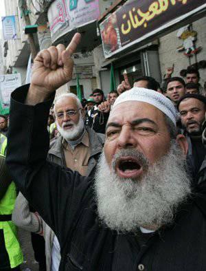 정치 이슬람이오고있다.