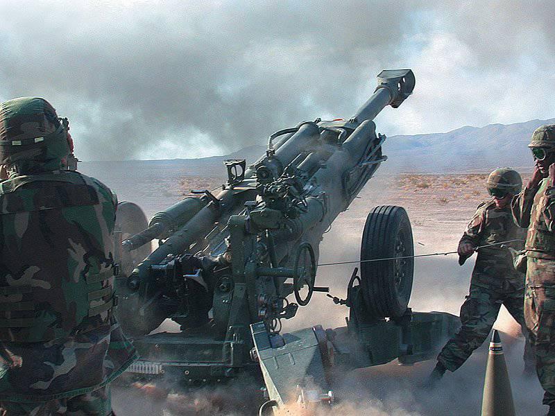 火炮和火箭炮:特点,应用,发展前景
