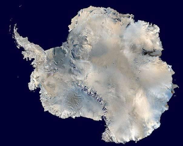 अंटार्कटिका की लड़ाई
