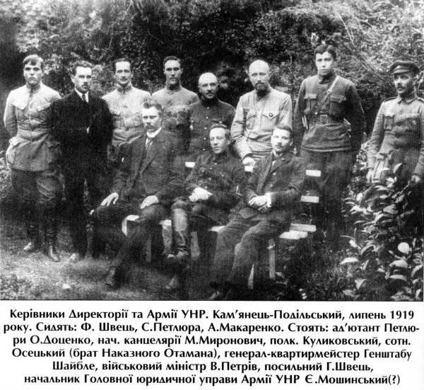 Павло Скоропадский. Россия без большевиков