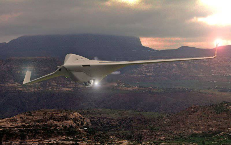 Lockheed Martin acquired the pioneer Chandler / May company in low-profile UAVs
