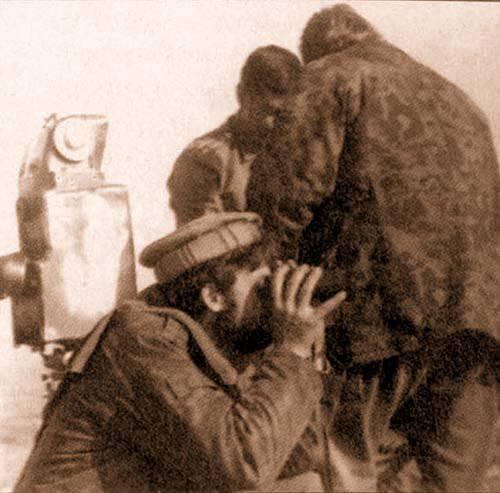 パルチザン砲 地元の武力紛争におけるRPG-7