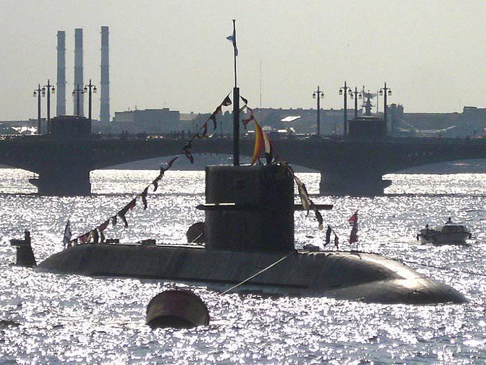 Diesel Submarino Eléctrico LADA