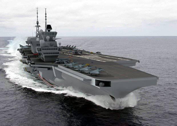 Turquía desarrolla su propio portaaviones.
