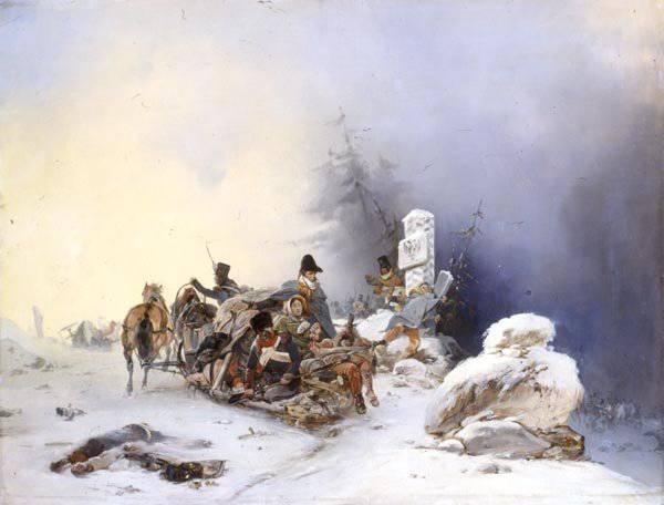 बेरेज़िना से लेकर नेमन तक। रूस से फ्रांसीसी सैनिकों का निष्कासन। 2 का हिस्सा