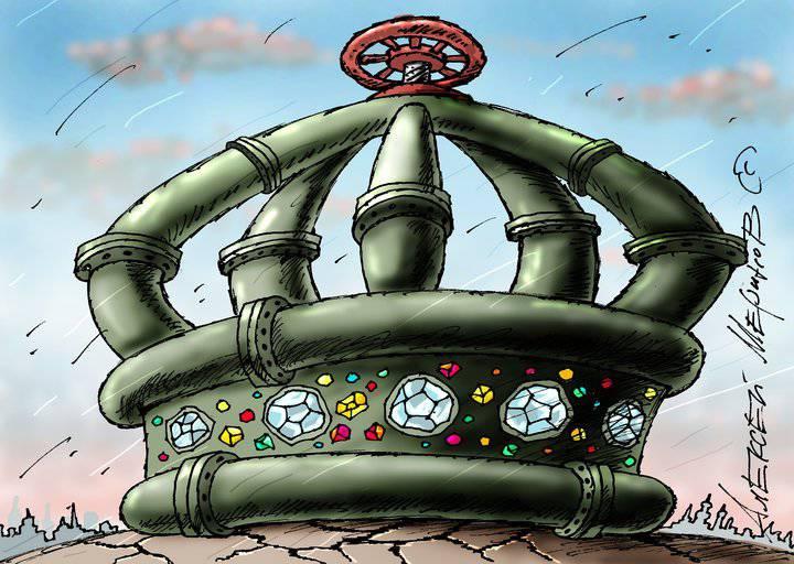 यूक्रेन नए गैस कांड से क्या खतरा है?