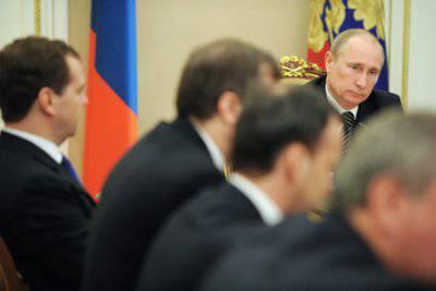 После проведенных в течение последнего времени президентом Путиным кадровых перестановок в российском Правительстве...