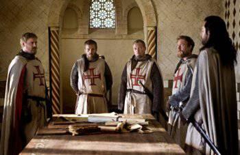 Рыцари храма Соломона