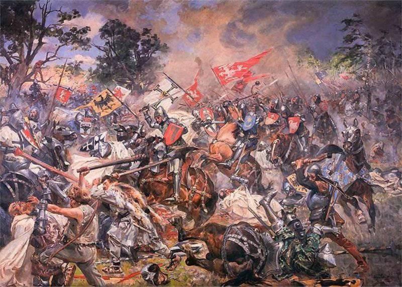 19 ноября 1190 г. был основан Тевтонский орден