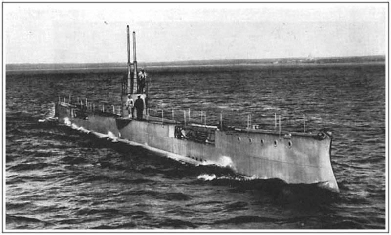 """Подводная лодка """"Акула"""""""