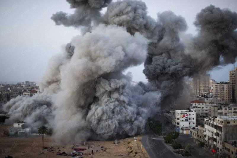 В Газу за газом