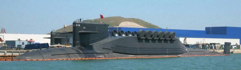 La Chine tente à nouveau de mettre ses sous-marins Boomer à la mer